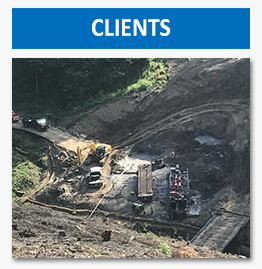Drilltech has these fine companies as clients.
